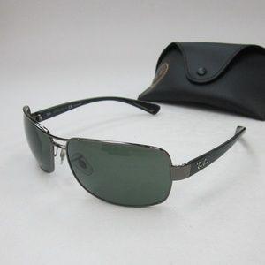 RayBan RB3379 004/58 Sunglasses Men's Italy/OLL8